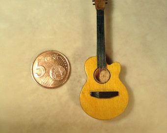 india arie miniature cadre guitare photo