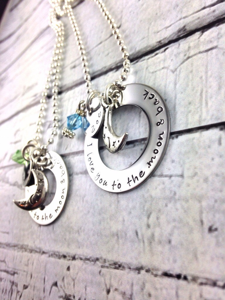 Matching Mother/Daughter Necklaces