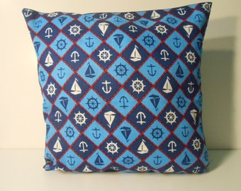 16 inch nautical pillow