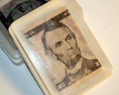 Five Dollar Bill in Your Soap