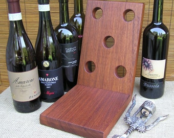 Wine Rack - Partridge Wood