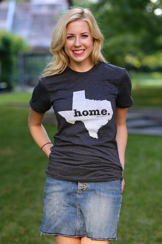 The Texas Home T-Shirt