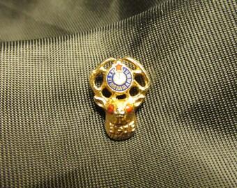 Benevolent and Protective Order of Elks BPOE Tie Tack