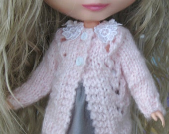 Blythe Eyelet Sweater .PDF Pattern Download by Gayle Wray