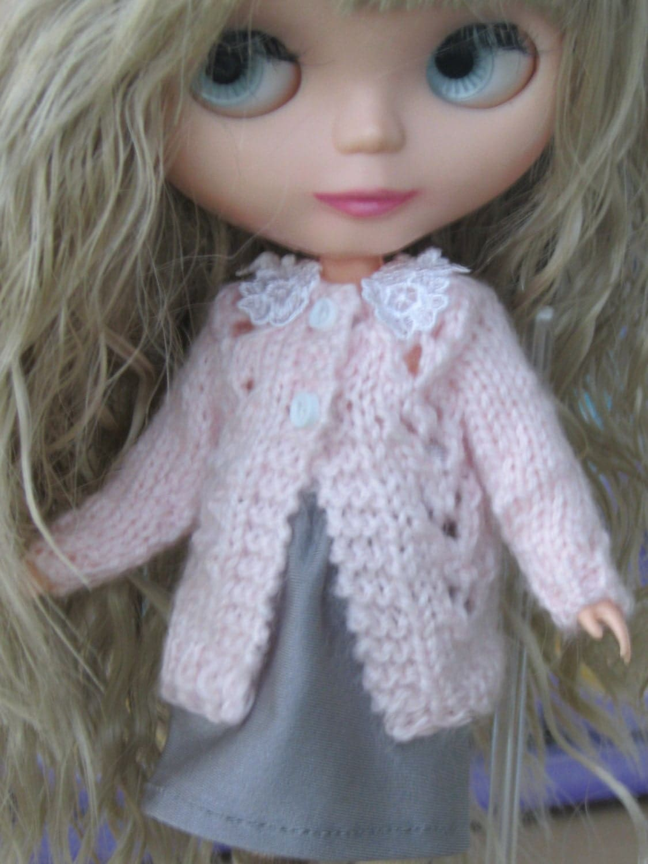 Blythe Knitting Patterns : Blythe Eyelet Sweater .PDF Pattern Download by Gayle Wray