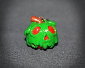 Snow White inspired - Poison Apple pendant