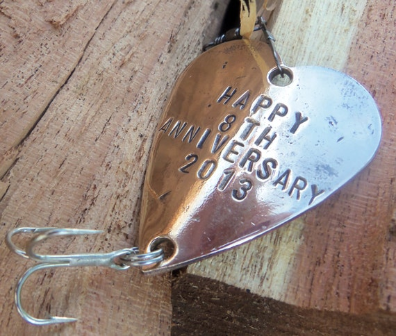 Wedding Gifts For 8th Anniversary : Eighth Anniversary Gift for 8th Wedding Anniversary Bronze Gift for ...