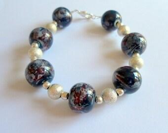 Gorgeous Marble Effect Bracelet
