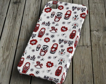 Matryoshka doll - iPhone 4/4S Case - iPhone 4/4S Cover - Plastic iPhone 4/4S Case