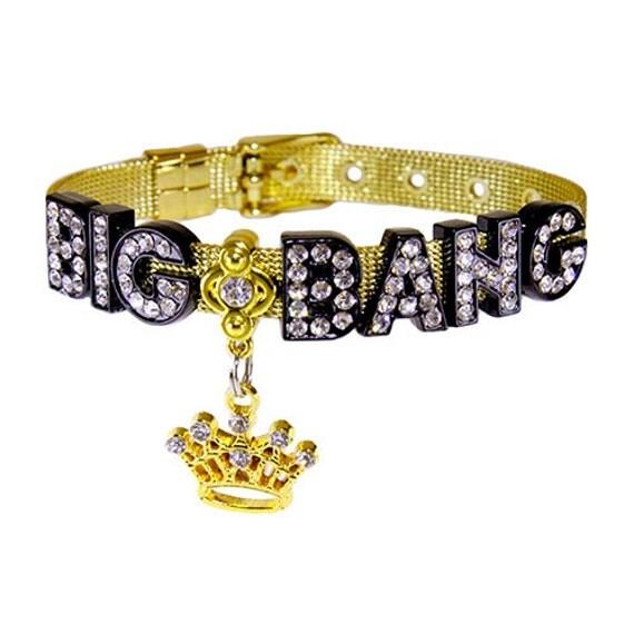 BIG BANG VIP Crown Hair Clip