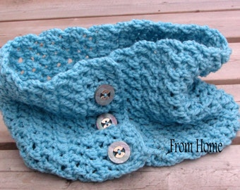 The Comfort Cowl PDF Pattern (Instant Download)