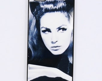 Iphone 6  iphone 5 5c 5s ipod iphone 4 4S Julie Newmar Catwoman Movie Posters case cell Phone case cover cell phone snap case black blue