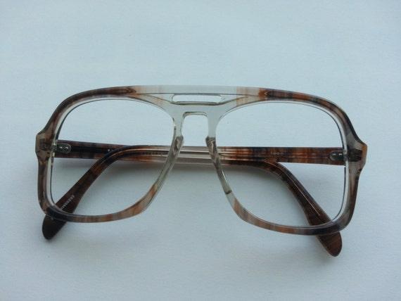 Vintage Eyeglass Frames New Old Stock : Vintage Wimbledon Eyeglasses New Old Stock 1970s
