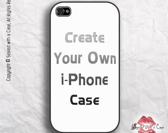 Create Your Own Custom iPhone case - iPhone 4/4S 5/5S/5C/6/6+ and now iPhone 7 cases!! And Samsung Galaxy S3/S4/S5/S6/S7