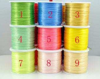 1 pcs of strong and stretchy elastic cord