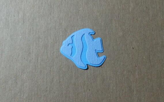 Mini Fish Die Cuts