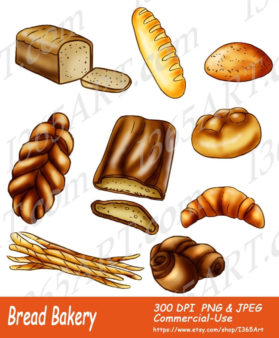 Bread Rolls Drawing Bread Rolls Braided Bread