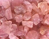 Rose Quartz Crystals Madagascar