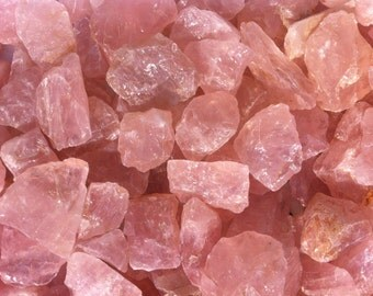 Rose Quartz Crystals High Quality