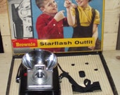 Brownie Starflash Camera Outfit No 24M