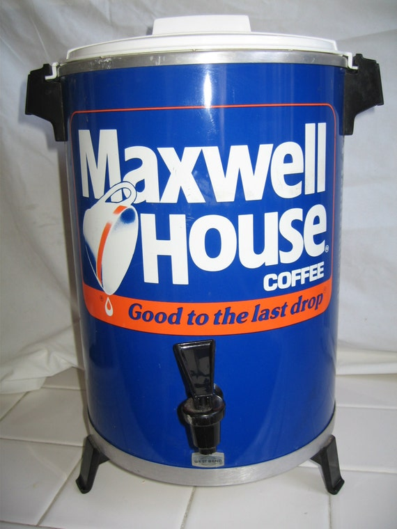 Maxwell House Percolator West Bend Usa 30 Cup Urn By Twysp2
