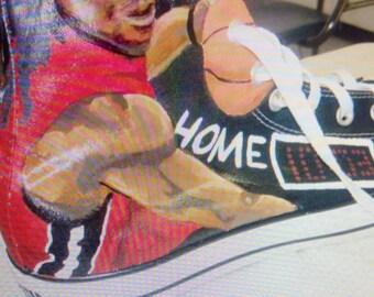 Basketball Chuck Taylor's