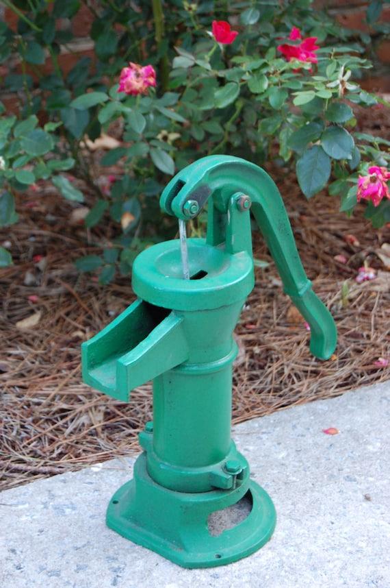 28 antique water pump fountain vintage garden water pump fo