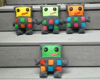 Stuffed Robot Plush Robot Custom Made