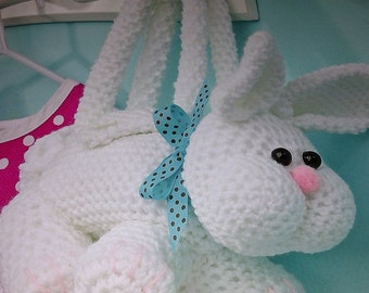 Girls Bunny Purse