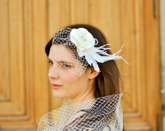 Wedding Veil Fascinator