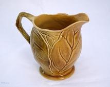 Vintage Royal Winton Grimwades Made in England Pottery Jug/ Pitcher. Circa 1951+