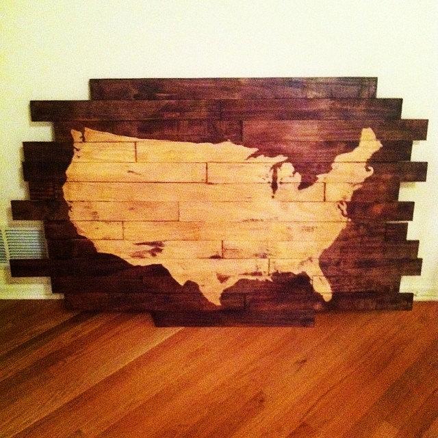 Wood Us Map - Wood us map