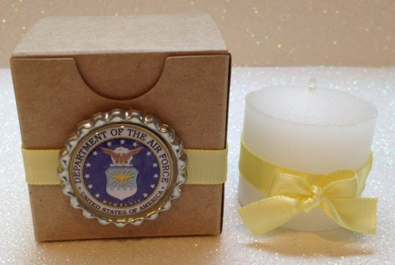 10 us air force boxes candle favors air by for Air force decoration