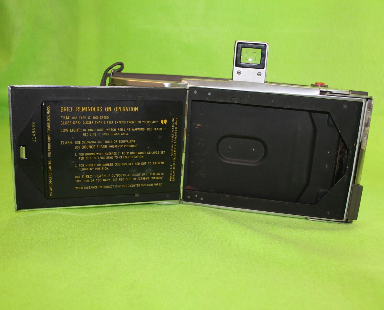 polaroid land camera 1000 manual pdf