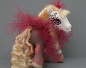 The Devil's Carnival Painted Doll Pony