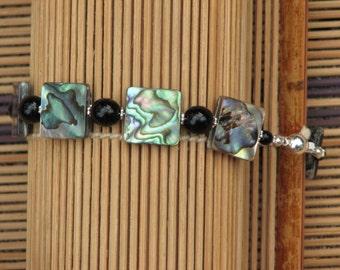 Paua Shell Bracelet I