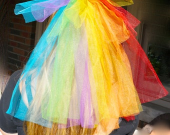 Rainbow Veil