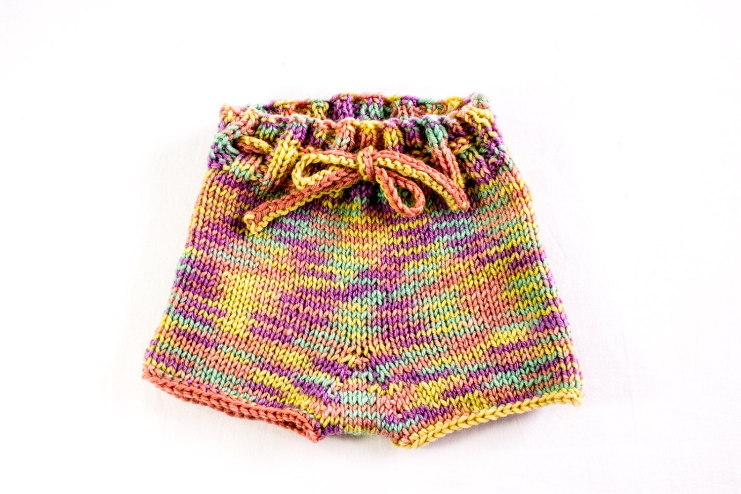Knit Shorts Pattern : KNITTING PATTERN Baby Pants Easy Fit Baby Shorts In 2