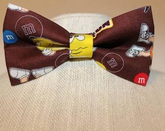 M & M Bow Tie