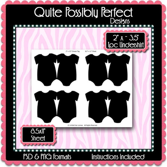 xl baby t shirt tag template instant download psd and png. Black Bedroom Furniture Sets. Home Design Ideas