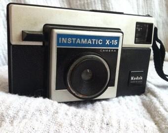 Kodak Instamatic X-15 Camera