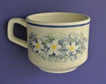 Vintage Lenox Temper-Ware DEWDROPS Coffee Cup / Mug