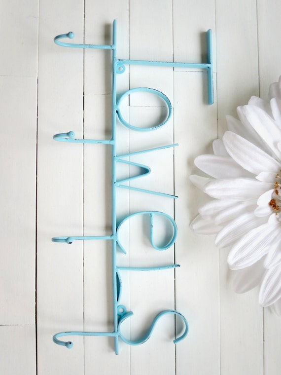 Choose color pool sign towel holder pool decor beach - Decorative towel hooks for bathrooms ...