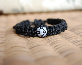 Trendy SOCCER Bracelet / Trendy SOCCER Mom / SOCCER / Soccer Team / Gift Exchange / Goody Bag / Sports Jewelry /