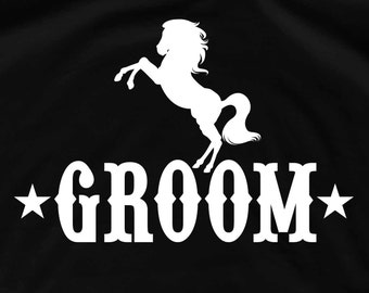 Groom gift from bride groom shirt groomsmen gift bride and groom sign groom wedding tuxedo shirts groom to be this guy loves his wife cowboy