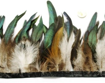 Feathers, Feather Braid, Feather by Metre