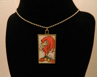 Knuckles necklace