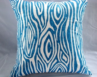 SALE Blue Pillows. Tree Pillow. Accent Pillow. Pillow Covers. Pillows. 20x20 Pillows