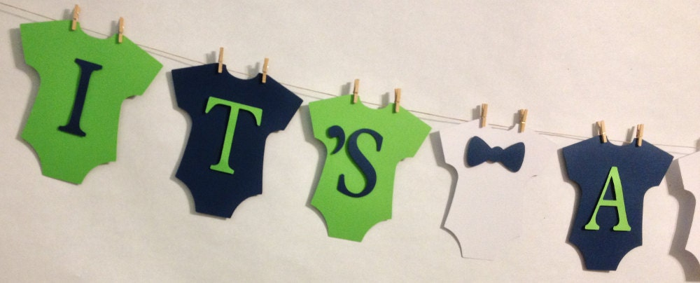 Elegant Bow Tie Baby Shower Supplies
