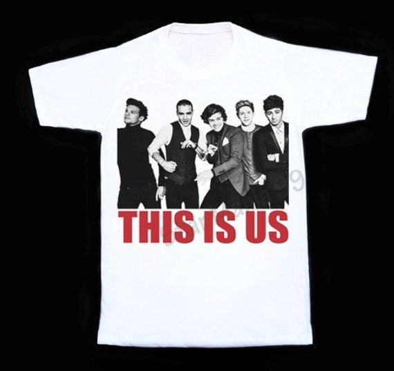 One direction this is us shirt